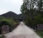 Ruta de senderismo a San Pedro desde Gallipienzo