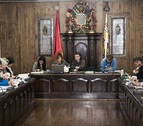 EH Bildu y Ezkerra votan en contra de sus presupuestos en Baztan