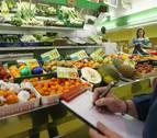 El IPC baja un 0,1% en septiembre en Navarra
