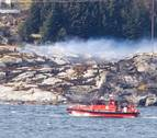 Al menos once muertos al estrellarse un helicóptero en la costa de Noruega