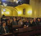 La Iglesia navarra no da consignas para evitar el rito de la paz en misa