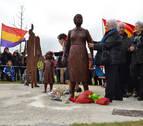 El Parque de la Memoria abraza a las mujeres de los fusilados en la guerra civil