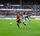 Nauzet salva y Osasuna perdona en otro empate sin goles