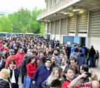Osasuna ha vendido ya 1.499 entradas para el Bilbao Athletic