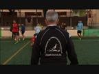 La 'Champions' del refugiado que vino a España a entrenar