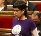 Anna Gabriel (CUP) dice que no irá a declarar ante el Tribunal Supremo