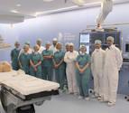 La Fundación Industrial Navarra visita la Clínica Universidad de Navarra