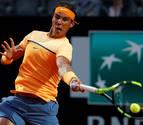 Nadal, Djokovic, Federer y Murray pasan a los octavos de final en Roma