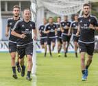 Nino y Oier, prácticamente descartados contra el Bilbao Athletic