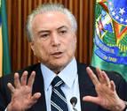 Detenido el ex presidente brasileño Temer por el caso por el que fue condenado Lula