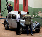 Brad Pitt revoluciona Las Palmas en el rodaje de 'Allied'