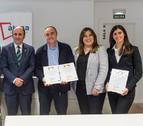 Neuroplatform, de la empresa HealtheHealth, e iAR-SAT, de iAR, Premios ATANA 2016