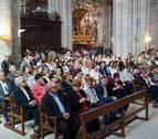 La Virgen de la Peña de Fustiñana visita la Catedral de Tudela