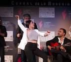 Poveda, Linares, Duquende, Tomasito y José Maya en el IV Flamenco on Fire