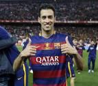 Busquets renueva hasta 2023 con el F.C. Barcelona