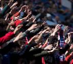 El Girona detiene la venta online ante la compra de entradas de aficionados rojillos