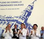 Raúl Castro y Feijóo abordan en La Habana vías de cooperación Cuba-Galicia