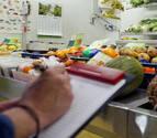 Los precios caen un 1,2% en enero en Navarra y la tasa interanual se sitúa en el 1,3%