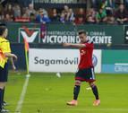 Competición confirma el partido de suspensión para Álex Berenguer