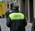 Herido un joven de 18 años al chocarse contra unas vallas protectoras en Pamplona