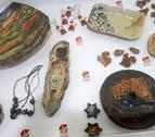 Civican acoge una muestra de cerámica realizada por miembros de ANFAS