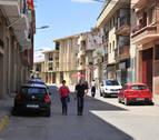 La situación de Arian retrasa el inicio de obras en dos calles de Peralta