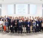 55 empresas participan en una jornada organizada por el  Clúster de Automoción y VW Navarra