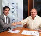 Gas Navarra e Instagi renueva el convenio de colaboración