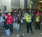 Osasuna se queda 250 entradas y solo ha vendido 300 para socios