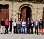 """El Valle del Aragón incide en el """"necesario"""" desarrollo estratégico"""