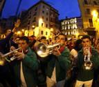 Cortes de tráfico por el ascenso de Osasuna este domingo en Pamplona