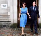 Cameron y Corbyn depositan su voto y apelan a la permanencia en la UE