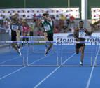 Sergio Fernández vuelve a superarse en el 400 vallas