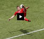 El mejor gol de la Eurocopa: chilena de Shaqiri espectacular