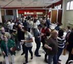 Un 51,46% del censo ha votado hasta las seis de la tarde en Navarra
