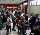 La participación en Navarra hasta las 14 horas es del 38,02%, algo inferior al 20 de diciembre