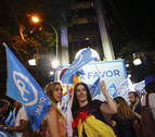El PP gana e incrementa su apoyo y el PSOE evita el 'sorpasso'