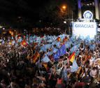 Detenidos seis miembros de ultraderecha por incidentes en la celebración del PP