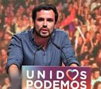 Garzón dice que Unidos Podemos trabajará