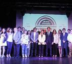 Entrega de los Premios Joven Empresario Navarro 2016