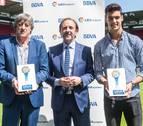 Martín y Merino, los mejores de la Liga Adelante en junio
