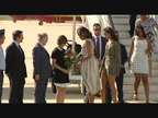 Michelle Obama llega a España para presentar el proyecto 'Let Girls Learn'