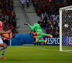 Gales se sube al tren de la sorpresa en la Eurocopa