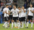 Alemania termina con Italia en los penaltis