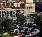 El aparcamiento de los corralillos será exclusivo para residentes del Casco Antiguo