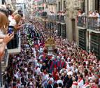 Cinco cosas que debes saber de la procesión de San Fermín