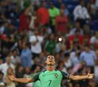 Cristiano y Nani meten a Portugal en la final