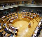 El TSJN suspende el acuerdo del Parlamento para colocar la bandera republicana