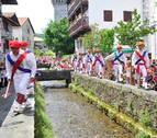 Lesaka, 'de bandera' para San Fermín