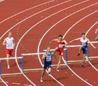 Sergio Fernández, a la final de 400m vallas del Europeo
